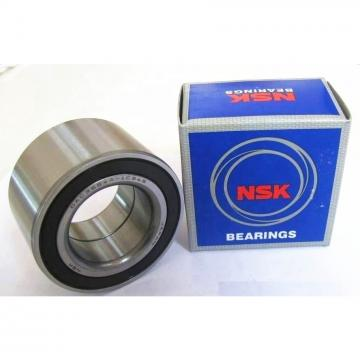 60 mm x 130 mm x 31 mm  NACHI 7312DT Angular contact ball bearing