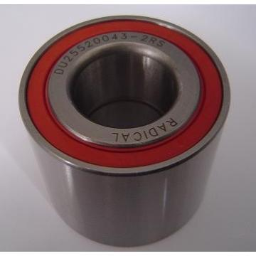 35 mm x 72 mm x 17 mm  KOYO 7207 Angular contact ball bearing