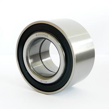 70 mm x 120 mm x 37 mm  FAG 33114 Double knee bearing
