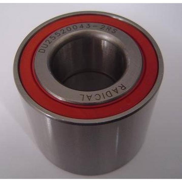 22 mm x 56 mm x 16 mm  NSK HR303/22C Double knee bearing #2 image