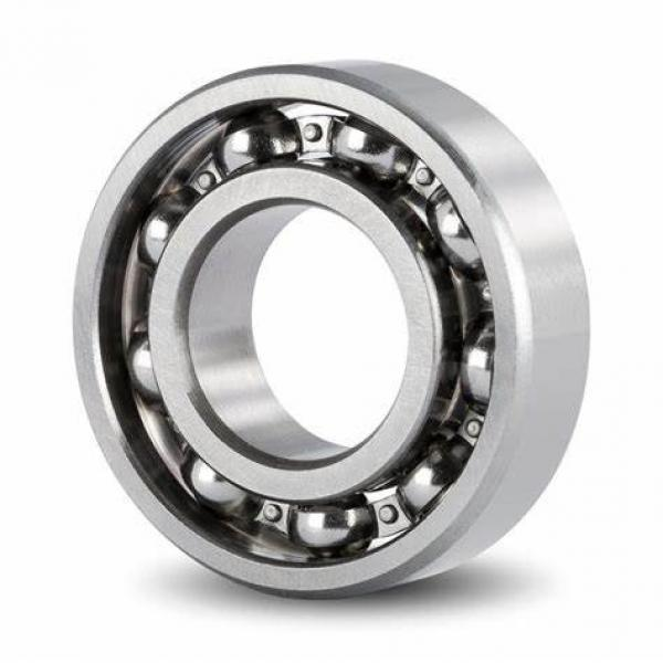 35 mm x 72 mm x 17 mm  nsk 6207  Flange Block Bearings #1 image